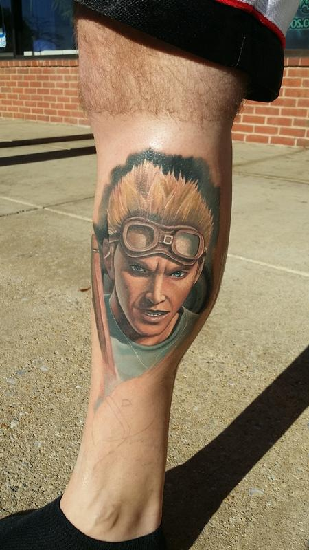 Tattoos - Cid Highwind - 111264