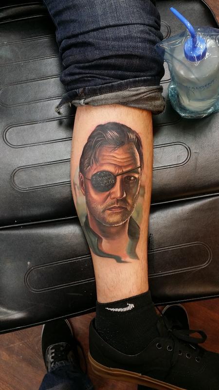 Tattoos - The Governor - 111268