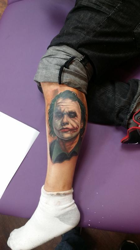 Tattoos - Color Joker - 111301