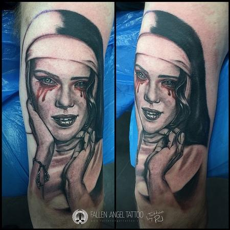 Tattoos - Scarlett Nun - 99780