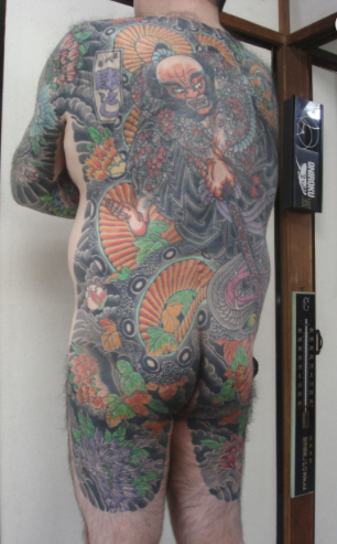 Tattoos - Traditional Japanese Bodysuit - 102065