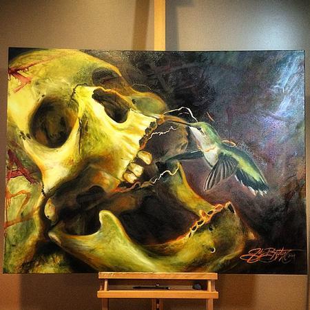 Jake Bertelsen - Skull