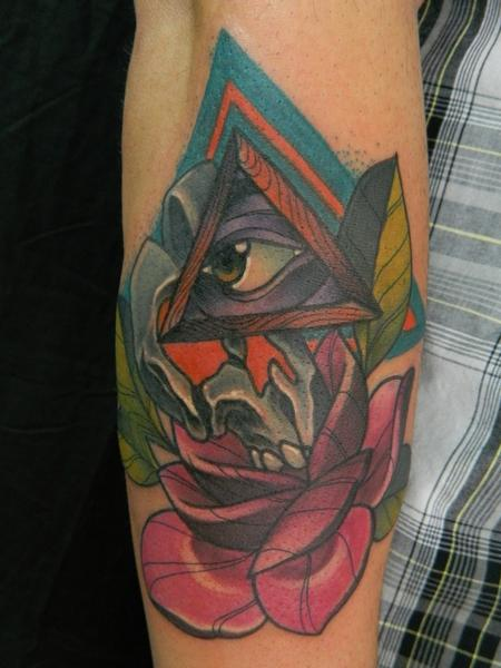 Tattoos - All Seeing - 72852