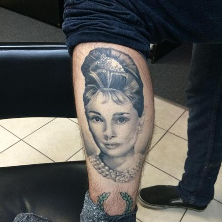 Tattoos - Audrey Hepburn - 108960