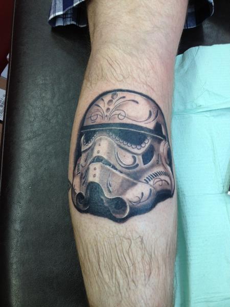 Tattoos - Storm Trooper - 108962