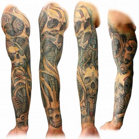 Tattoos - untitled - 101391