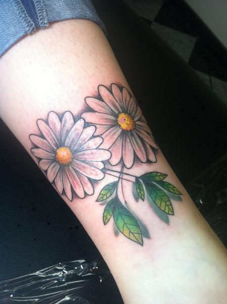 Tattoos - Daisy - 79069