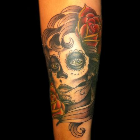 Tattoos - Day of the Dead - 78395
