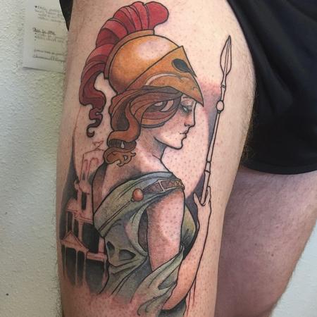 Tattoos - Athena - 104610