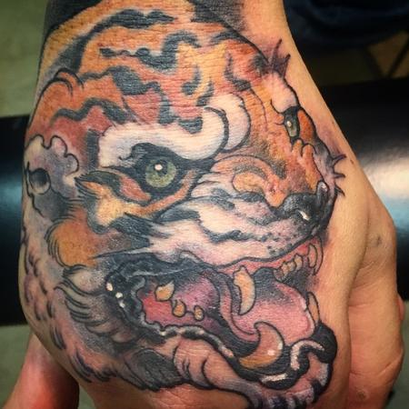 Tattoos - Tiger Uppercut - 104608