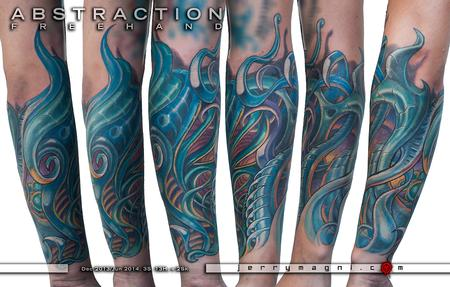 Tattoos - Abstraction - 120195