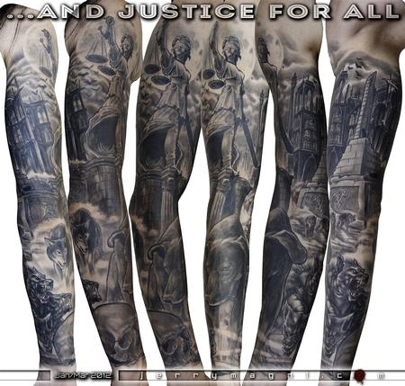 Tattoos - ...And Justice for all - 119962