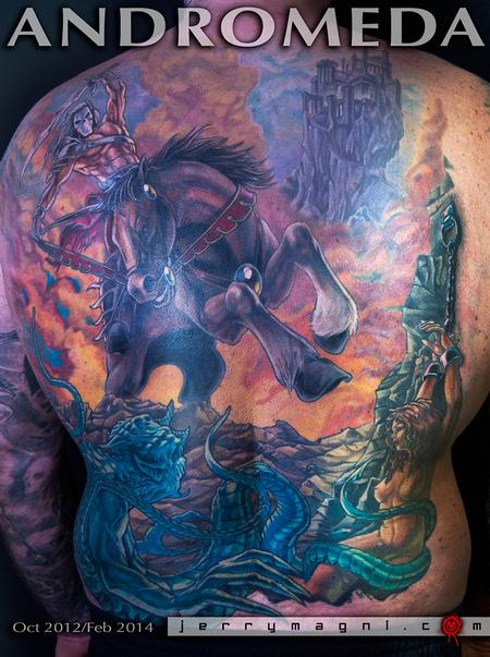 Tattoos - Andromeda - 120289