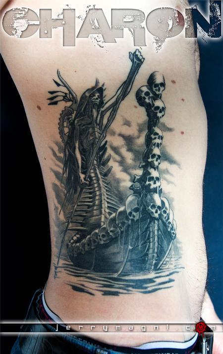 Tattoos - Charon - 137972