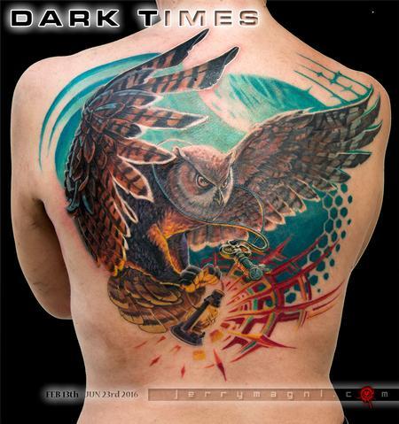 Tattoos - Dark Times - 121716