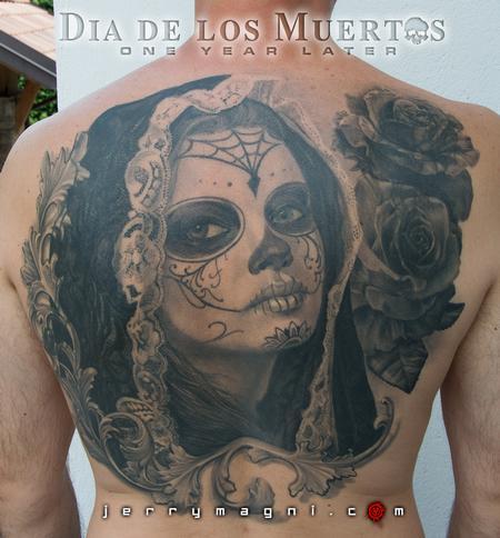 Tattoos - Dia De Los Muertos - 120668