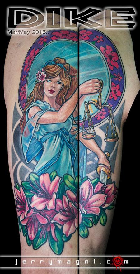 Tattoos - Dike - 120391