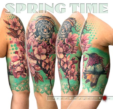 Jerry Magni - Spring time