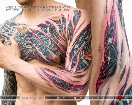 Tattoos - Hell's Roots extension - 121717