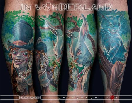 Tattoos - In wonderland - 120393