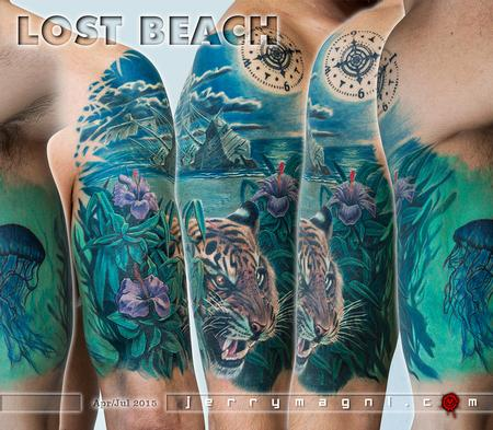 Tattoos - Lost Beach - 120392