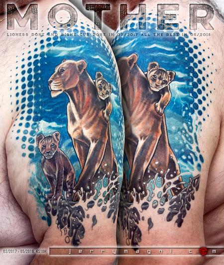 Tattoos - Motherhood - 137973