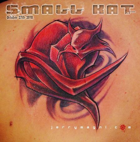 Tattoos - Small Kat - 119938