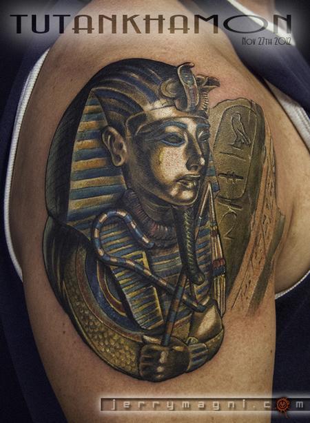 Tattoos - Tutankhamon - 120076