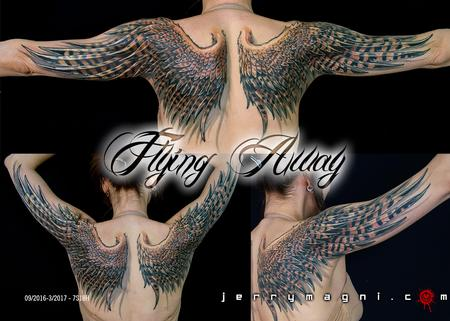 Jerry Magni - flying away