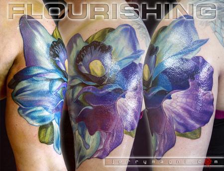 Tattoos - Flourishing - 137977