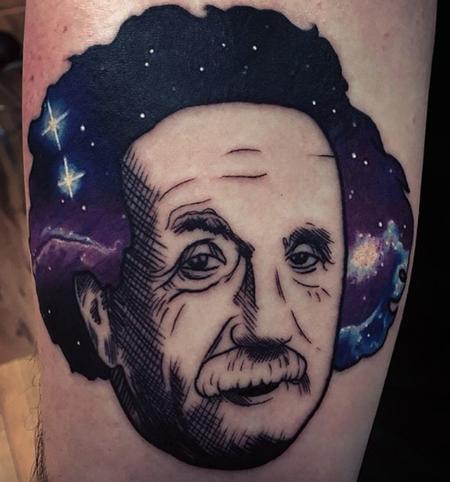 Tattoos - Einstein  - 112494