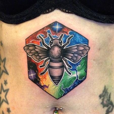 Tattoos - Bee Space banger - 104076
