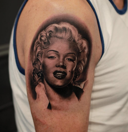 Tattoos - Marilyn Monroe - 109462
