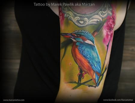 Marek Pawlik - Kingfisher bird