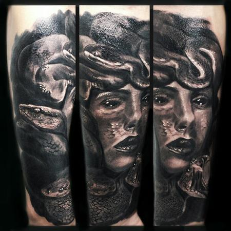 Tattoos - Medusa - 106659
