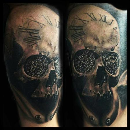 Tattoos - Angel of Death - 106649