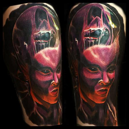 Tattoos - Bride of Frankenstein - 106646