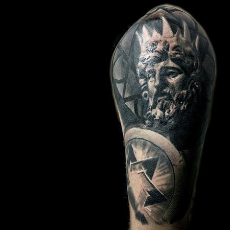 Tattoos - King David - 106632