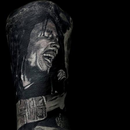 Tattoos - Bob Marley - 116579