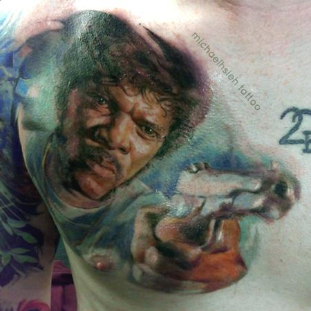 Tattoos - Jules pulpfiction - 104291
