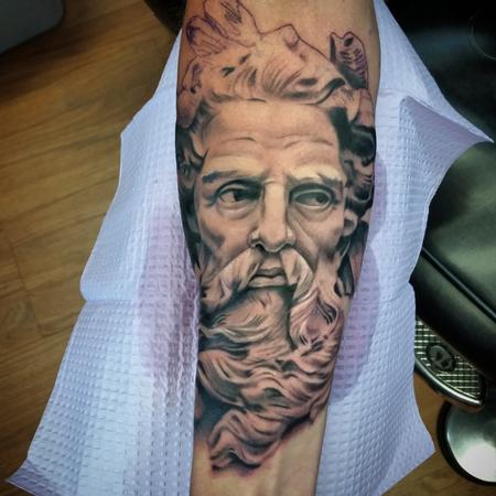 Tattoos - poseidon  - 109610