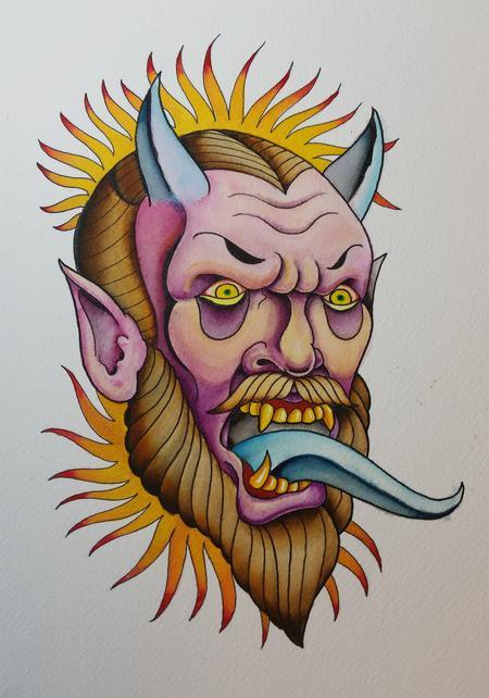Mike Romasco - Devil