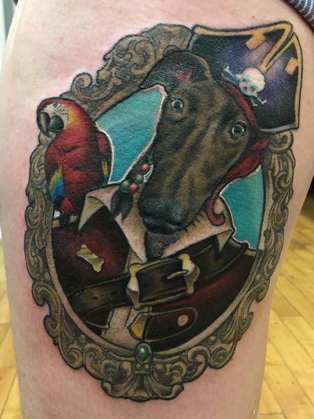 Tattoos - Cpt. Seamus - 131576