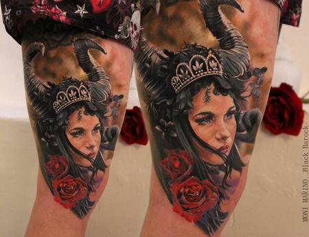 Tattoos - Black Barock - 113701
