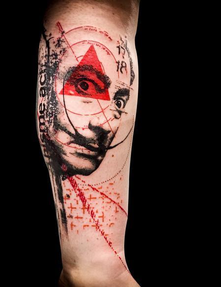 Tattoos - Dali - 119896