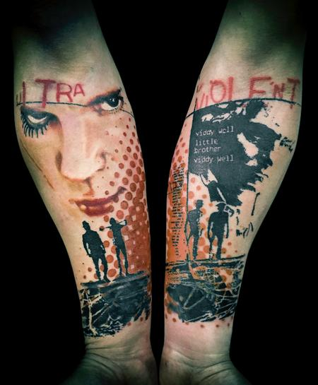 Tattoos - Viddy well little brother, viddy well - 119904
