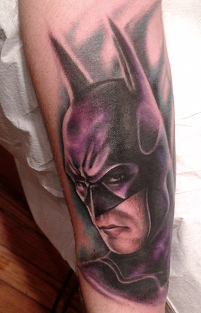 Tattoos - Batman - 108964