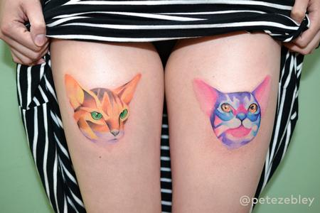 Tattoos - Cat tattoos - 109736