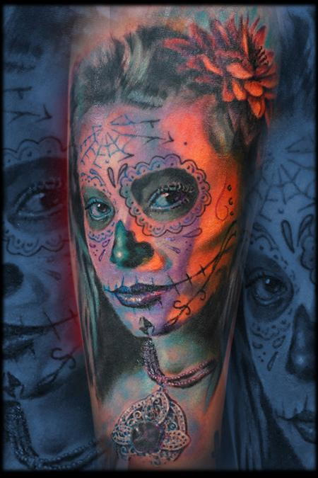 Tattoos -  Muerta - 111560