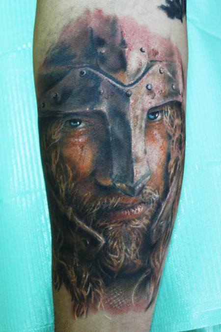 Tattoos - VIKING - 111463